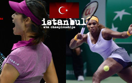 2013 Istanbul Final: Williams d Li