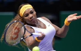 2013 Istanbul Group: Williams d Kerber