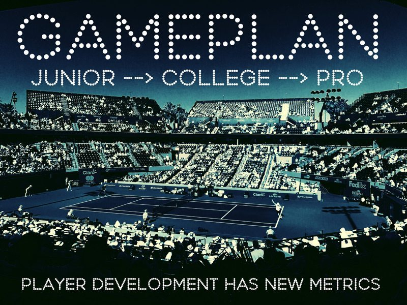 gameplan - tennis development course