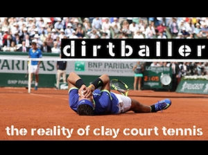 Dirtballer clay court tennis course