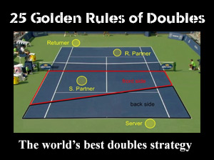 25 GR doubles strategy course