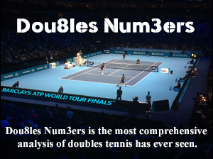 doubles numbers tennis course