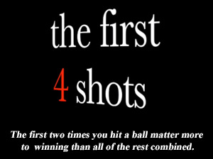 first 4 shots tennis course